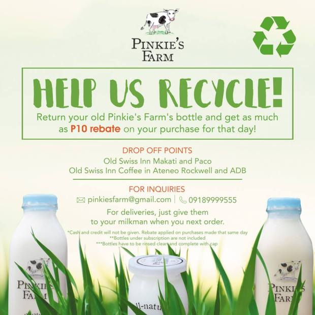 PF Recycle Program