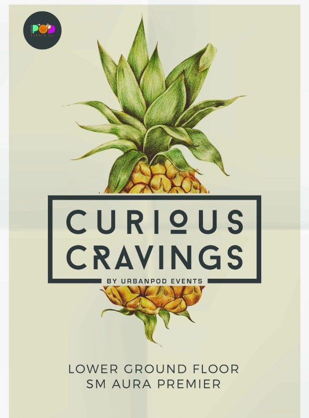 SM Aura Curious Cravigs